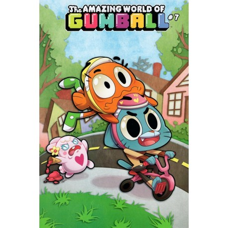GUMBALL N° 7-A