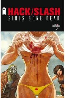 HACK SLASH GIRLS GONE DEAD