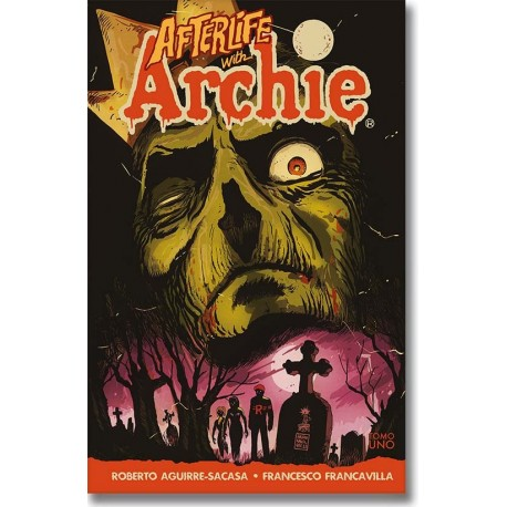 AFTERLIFE WITH ARCHIE N° 1-A
