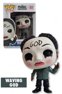 FUNKO POP MOVIES The Purge - Waving God (Anarchy)