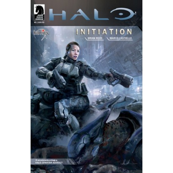 HALO INITIATION N° 1