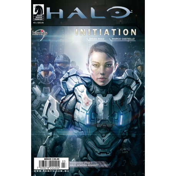 HALO INITIATION N° 3
