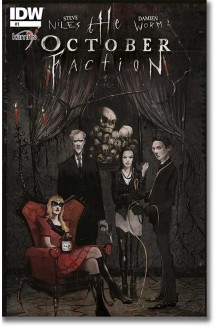 THE OCTOBER FACTION N° 1-A