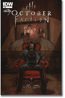THE OCTOBER FACTION N° 3-A