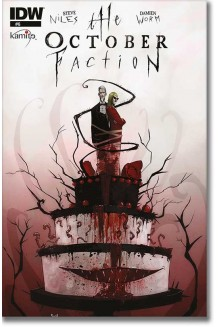 THE OCTOBER FACTION N° 6-A
