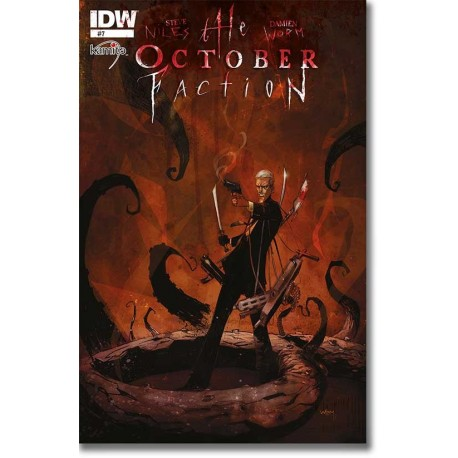 THE OCTOBER FACTION N° 7-A