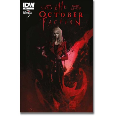 THE OCTOBER FACTION N° 9-A