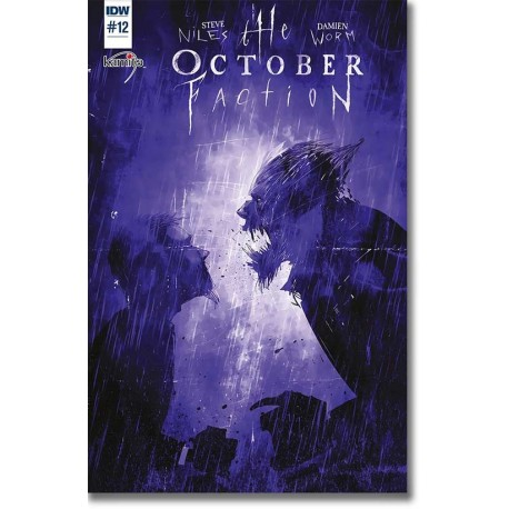 THE OCTOBER FACTION N° 12-A