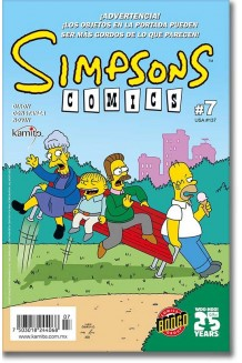 SIMPSONS COMICS N° 7