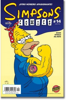 SIMPSONS COMICS N° 14