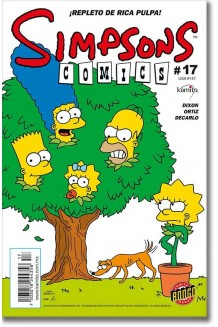 SIMPSONS COMICS N° 17
