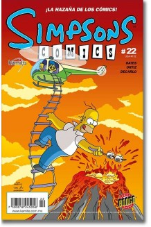 SIMPSONS COMICS N° 22