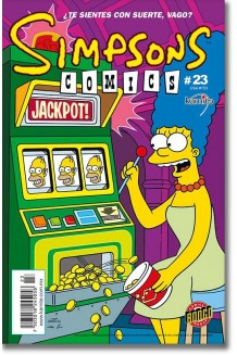 SIMPSONS COMICS N° 23