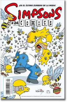 SIMPSONS COMICS N° 24