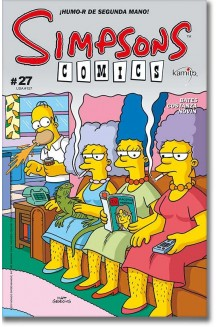 SIMPSONS COMICS N° 27