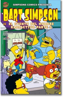 BART SIMPSONS N° 1