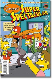 SIMPSONS SUPER SPECTACULAR N° 1