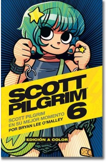 SCOTT PILGRIM TOMO N°6-PS