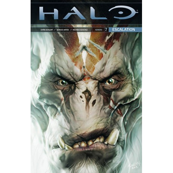 HALO ESCALATION N° 7
