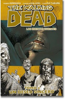 THE WALKING DEAD N° 4