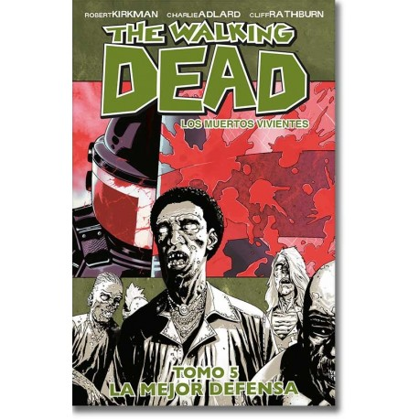 THE WALKING DEAD N° 5