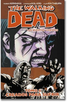 THE WALKING DEAD N° 8