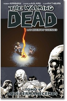THE WALKING DEAD N° 9