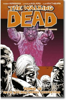 THE WALKING DEAD N° 10