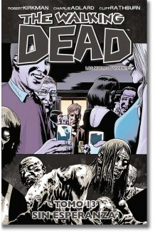 THE WALKING DEAD N° 13