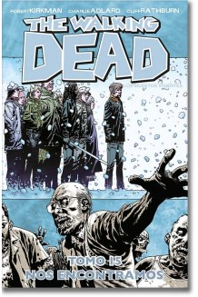 THE WALKING DEAD N° 15