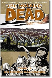 THE WALKING DEAD N° 16
