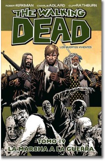 THE WALKING DEAD N° 19