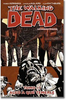 THE WALKING DEAD N° 17