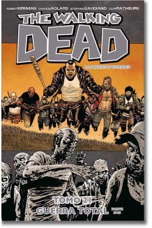 THE WALKING DEAD N° 21