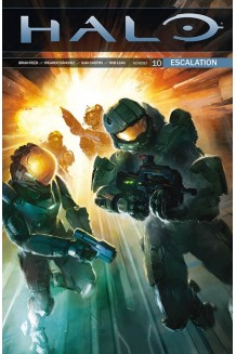 HALO ESCALATION N° 10