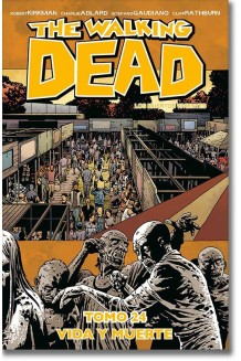 THE WALKING DEAD N° 24