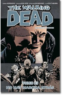 THE WALKING DEAD N° 25