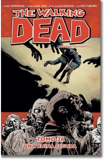 THE WALKING DEAD N° 28
