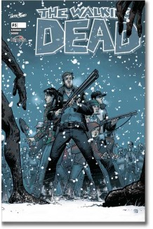 THE WALKING DEAD INDIVIDUAL N° 5