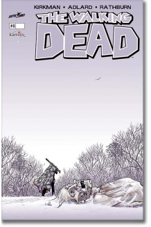THE WALKING DEAD INDIVIDUAL N° 8