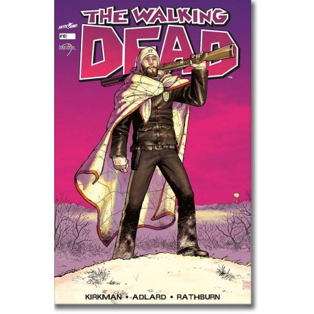 THE WALKING DEAD INDIVIDUAL N° 10