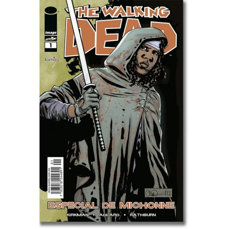 THE WALKING DEAD ESPEC MICHONNE