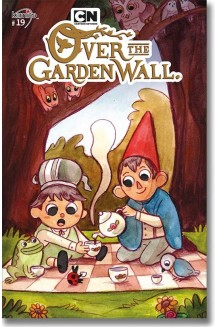 OVER THE GARDEN WALL ONGOING N° 19-A