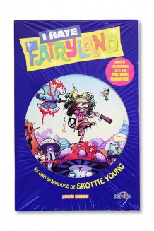PAQUETE I HATE FAIRYLAND P/ VARIANTE