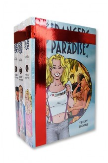 PAQUETE STRANGERS IN PARADISE AZUL 4-6