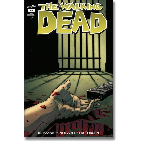 THE WALKING DEAD INDIVIDUAL N° 14