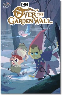 OVER THE GARDEN WALL 20-A