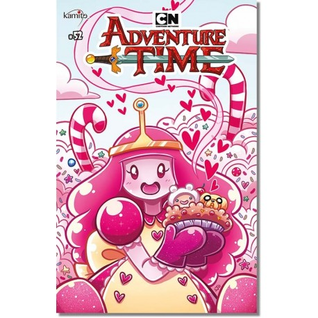 ADVENTURE TIME 52-A