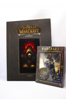 PAQUETE WORLD OF WARCRAFT CON DVD