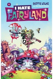 I HATE FAIRYLAND N° 1-A